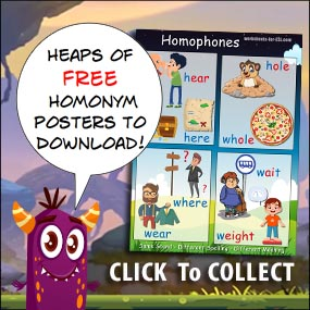 Homonym Examples